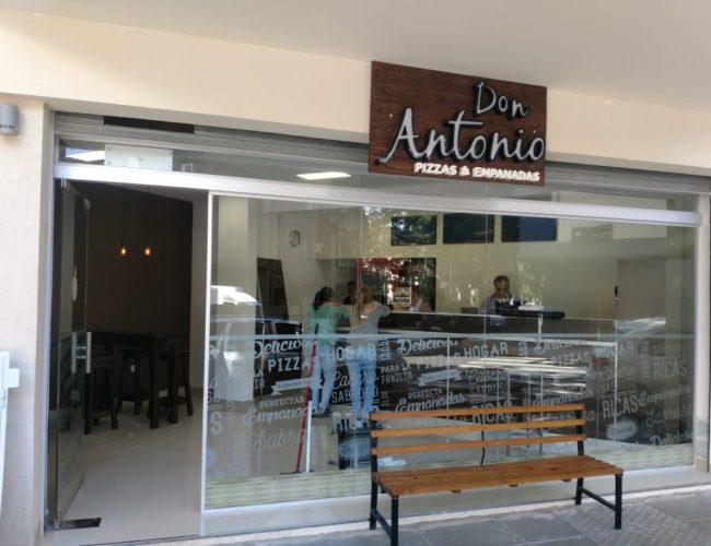 Pizzeria Don Antonio - ILUTEC Soluciones